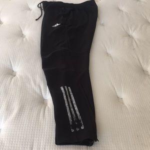 Men Adidas SLIM sweatpants Climacool size M